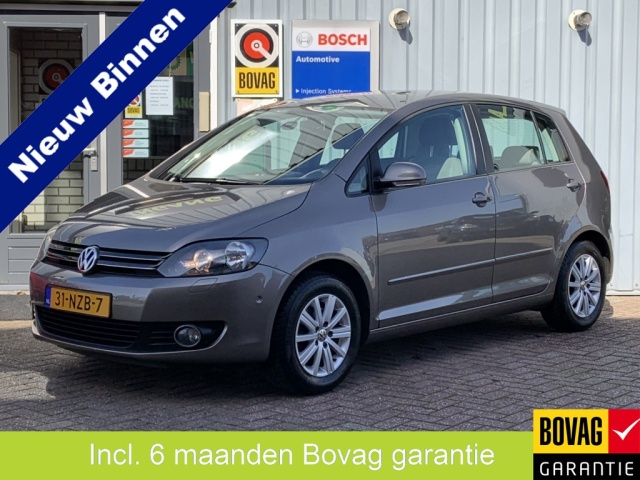 Volkswagen-Golf Plus