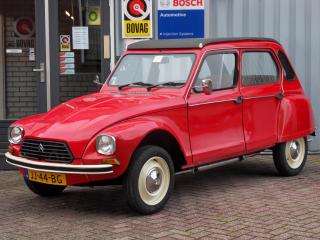Citroën-Dyane